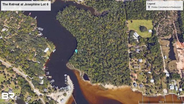 0 Marjon Lane, Josephine, AL 36530 (MLS #278240) :: ResortQuest Real Estate