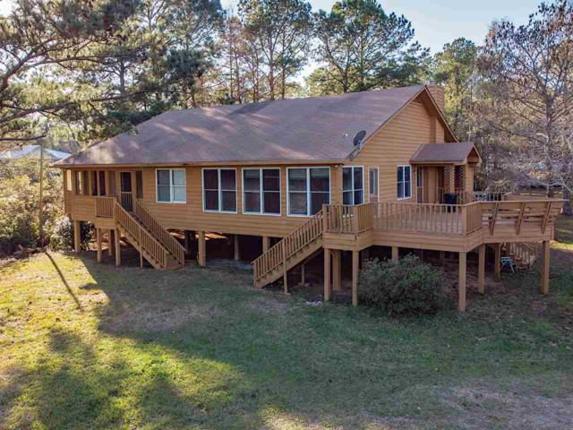 11696 Mary Ann Beach Road, Fairhope, AL 36532 (MLS #278445) :: Dodson Real Estate Group
