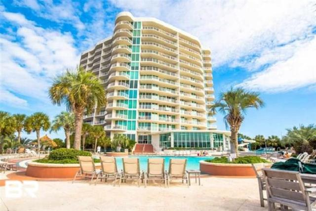 28103 Perdido Beach Blvd B611, Orange Beach, AL 36561 (MLS #278503) :: Coldwell Banker Coastal Realty