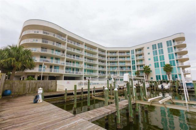 27501 Perdido Beach Blvd #508, Orange Beach, AL 36561 (MLS #278544) :: Coldwell Banker Coastal Realty