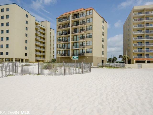 511 E Beach Blvd #403, Gulf Shores, AL 36542 (MLS #278667) :: ResortQuest Real Estate