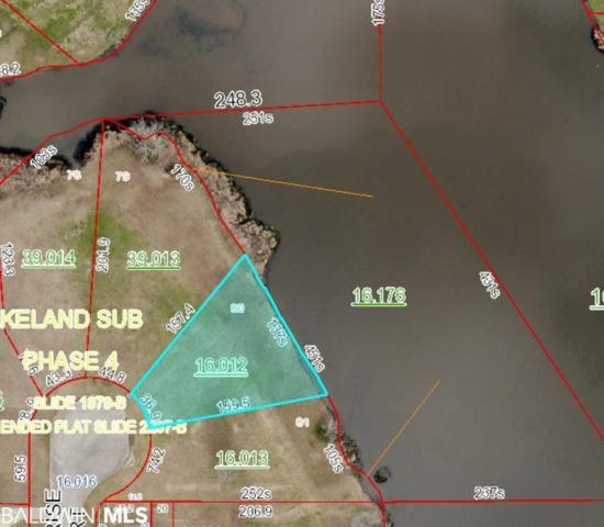 0 Sunrise Court, Loxley, AL 36551 (MLS #278857) :: Gulf Coast Experts Real Estate Team