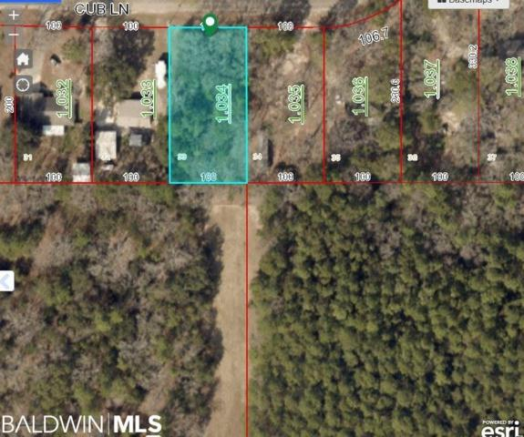 10521 Cub Ln, Foley, AL 36535 (MLS #279423) :: Gulf Coast Experts Real Estate Team