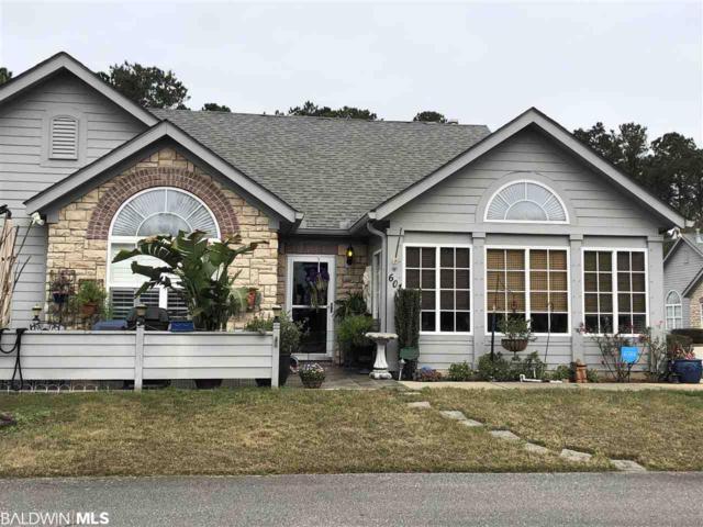 601 Wyld Palms Drive #601, Foley, AL 36535 (MLS #279539) :: Elite Real Estate Solutions