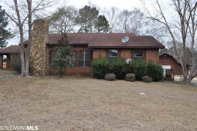 100 Wagon Wheel Road, Flomaton, AL 36441 (MLS #279800) :: Jason Will Real Estate