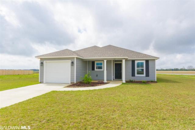 102 Plantation Circle, Summerdale, AL 36580 (MLS #279838) :: Elite Real Estate Solutions