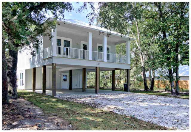 5305 Bayou St John Avenue, Orange Beach, AL 36561 (MLS #279894) :: Coldwell Banker Coastal Realty