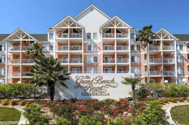 572 E Beach Blvd #106, Gulf Shores, AL 36542 (MLS #280041) :: Jason Will Real Estate