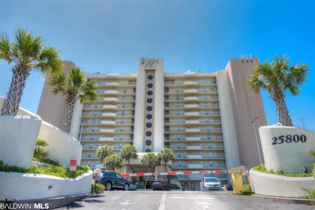 25800 Perdido Beach Blvd #1002, Orange Beach, AL 36561 (MLS #280131) :: Gulf Coast Experts Real Estate Team
