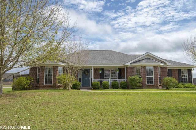 24468 Harvester Dr, Loxley, AL 36551 (MLS #280485) :: Elite Real Estate Solutions