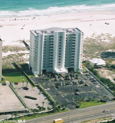 26750 Perdido Beach Blvd #801, Orange Beach, AL 36561 (MLS #281157) :: Coldwell Banker Coastal Realty