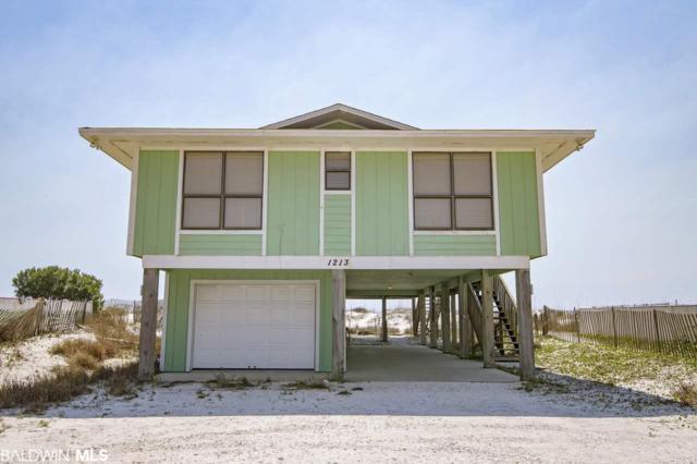 1213 W Beach Blvd, Gulf Shores, AL 36542 (MLS #281228) :: The Kim and Brian Team at RE/MAX Paradise