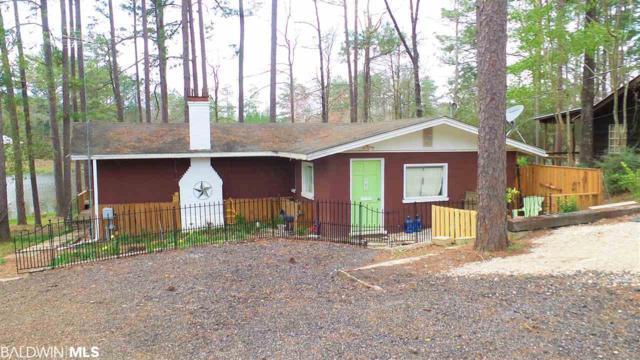 586 Buddy Lake Road, Brewton, AL 36426 (MLS #281472) :: Elite Real Estate Solutions