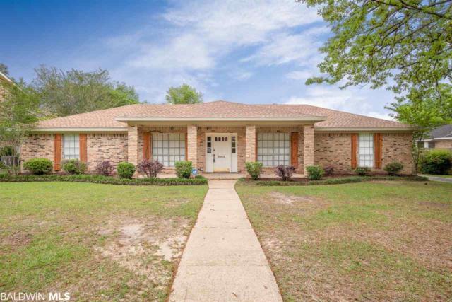 1063 Westbury Drive, Mobile, AL 36609 (MLS #282293) :: Ashurst & Niemeyer Real Estate