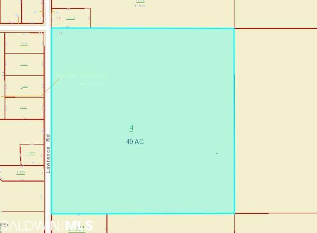 0 Lawrence Rd, Fairhope, AL 36532 (MLS #282344) :: Elite Real Estate Solutions