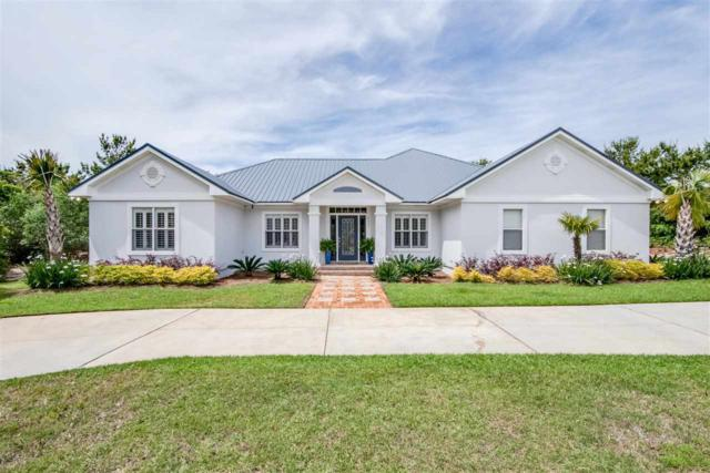4637 Osprey Drive, Orange Beach, AL 36561 (MLS #282893) :: The Premiere Team