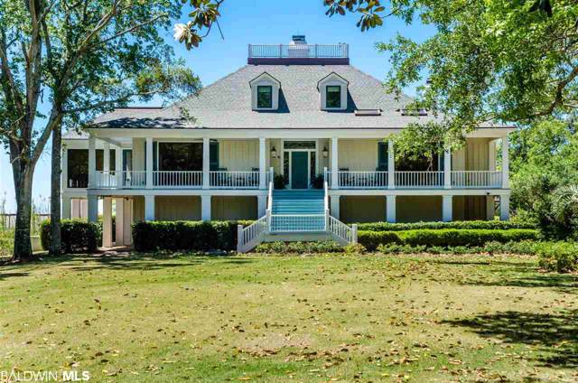 6650 Cedar Run, Fairhope, AL 36532 (MLS #282977) :: JWRE Powered by JPAR Coast & County