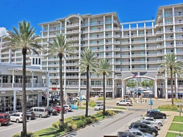 4851 Wharf Pkwy #824, Orange Beach, AL 36561 (MLS #283346) :: Gulf Coast Experts Real Estate Team
