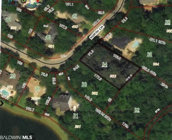 0 North Circle, Fairhope, AL 36532 (MLS #283356) :: EXIT Realty Gulf Shores