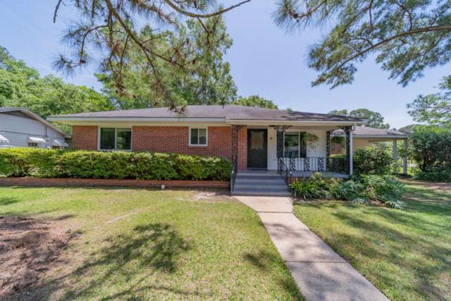 35 Sherwood Dr, Mobile, AL 36606 (MLS #283561) :: Elite Real Estate Solutions