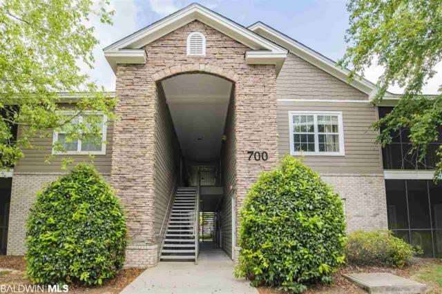 450 Park Av #707, Foley, AL 36535 (MLS #283576) :: Gulf Coast Experts Real Estate Team