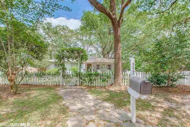 353 Azalea Street, Fairhope, AL 36532 (MLS #283648) :: EXIT Realty Gulf Shores