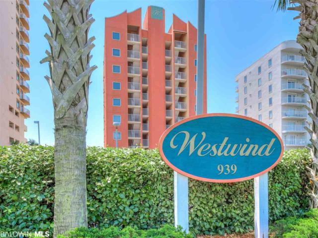 939 W Beach Blvd #504, Gulf Shores, AL 36542 (MLS #283655) :: Elite Real Estate Solutions