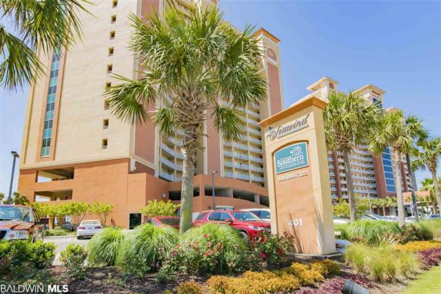 401 E Beach Blvd #905, Gulf Shores, AL 36542 (MLS #283831) :: The Kathy Justice Team - Better Homes and Gardens Real Estate Main Street Properties