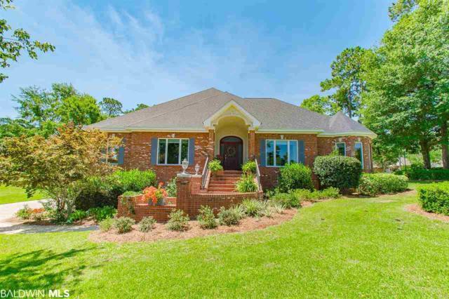 8855 Pine Run, Spanish Fort, AL 36527 (MLS #283864) :: Jason Will Real Estate