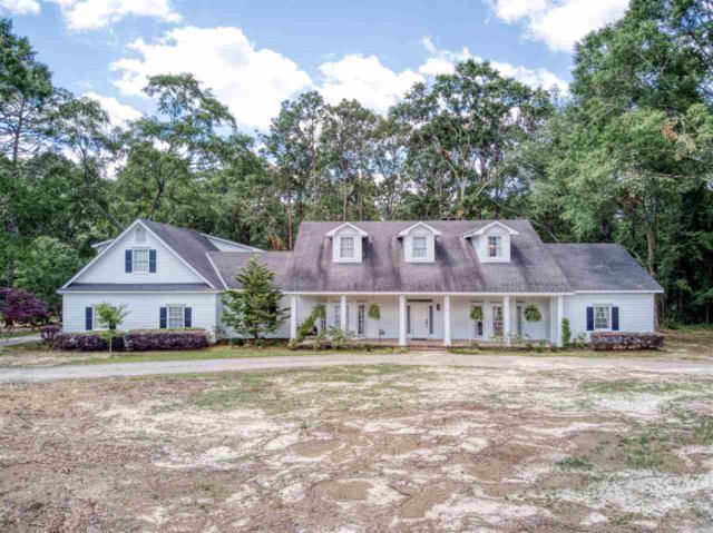 1801 Grider Road, Mobile, AL 36618 (MLS #283958) :: Elite Real Estate Solutions