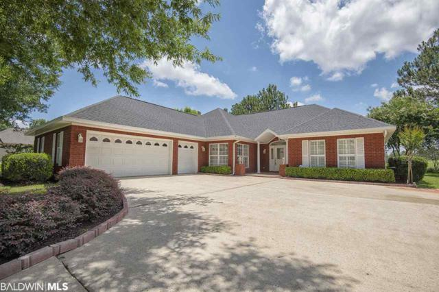 22910 Carnoustie Drive, Foley, AL 36535 (MLS #284131) :: Coldwell Banker Coastal Realty