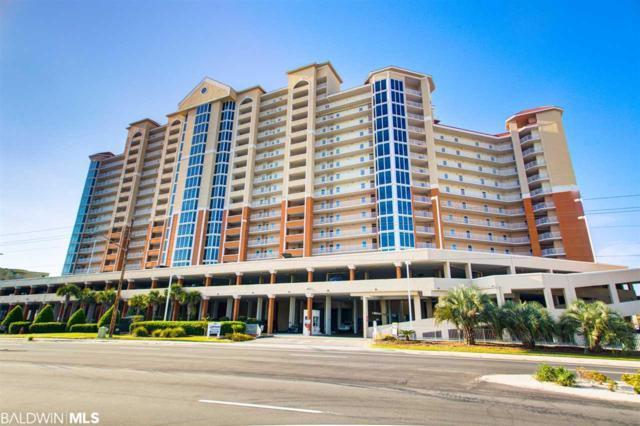 455 E Beach Blvd #1711, Gulf Shores, AL 36542 (MLS #284398) :: Gulf Coast Experts Real Estate Team