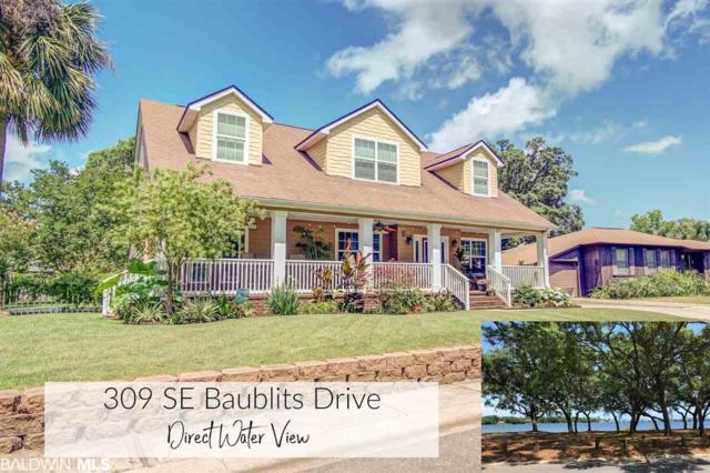 309 SE Baublits Drive, Pensacola, FL 32507 (MLS #284549) :: Elite Real Estate Solutions