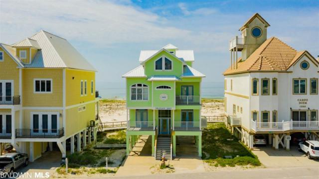 1402 W Dune Drive, Gulf Shores, AL 36542 (MLS #284979) :: Coldwell Banker Coastal Realty