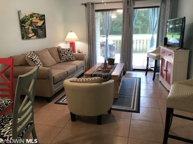 25925 Canal Road #106, Orange Beach, AL 36561 (MLS #285215) :: Jason Will Real Estate