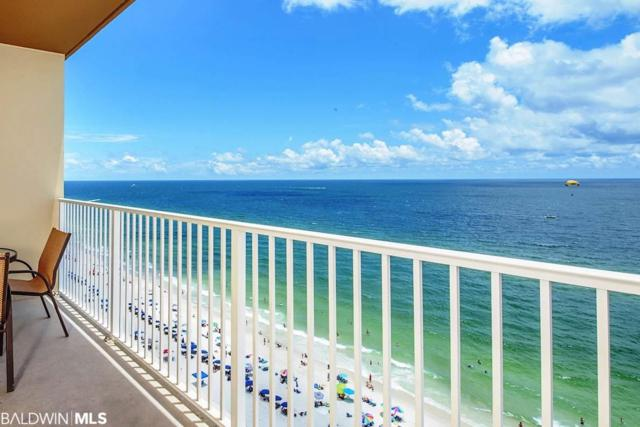 931 W Beach Blvd #904, Gulf Shores, AL 36542 (MLS #285627) :: Ashurst & Niemeyer Real Estate