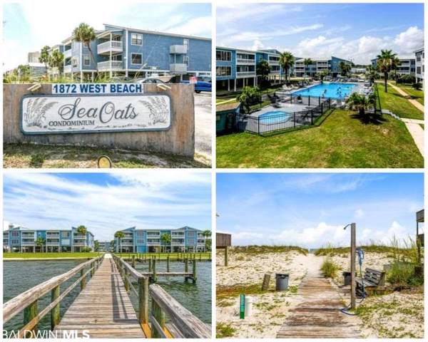 1872 W Beach Blvd C104, Gulf Shores, AL 36542 (MLS #285827) :: Gulf Coast Experts Real Estate Team
