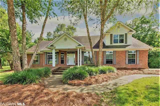 16832 Acadiana Drive, Summerdale, AL 36580 (MLS #286563) :: Elite Real Estate Solutions