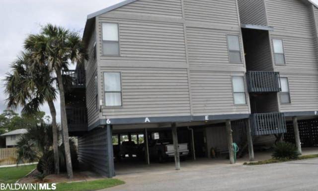 26115 Perdido Beach Blvd 6E, Orange Beach, AL 36561 (MLS #286607) :: The Kathy Justice Team - Better Homes and Gardens Real Estate Main Street Properties