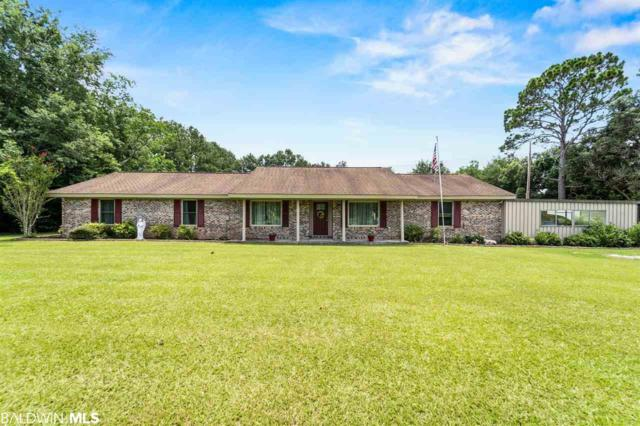 15208 Black & Griffin Road, Loxley, AL 36551 (MLS #286752) :: Elite Real Estate Solutions
