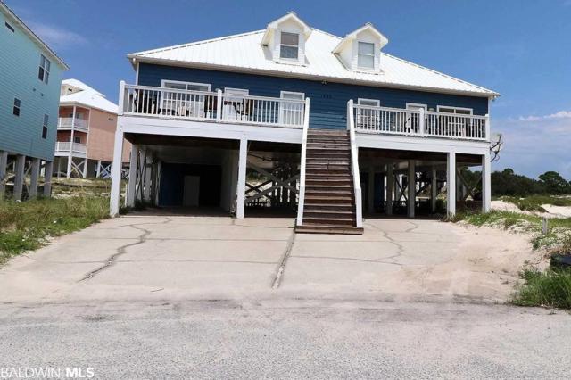 1505 Sandy Lane, Gulf Shores, AL 36542 (MLS #286811) :: The Dodson Team