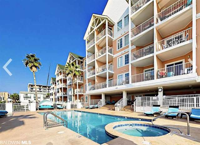 572 E Beach Blvd #109, Gulf Shores, AL 36542 (MLS #286899) :: The Kathy Justice Team - Better Homes and Gardens Real Estate Main Street Properties