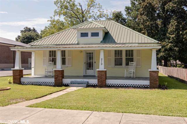 219 W Violet Av, Foley, AL 36535 (MLS #286970) :: Jason Will Real Estate