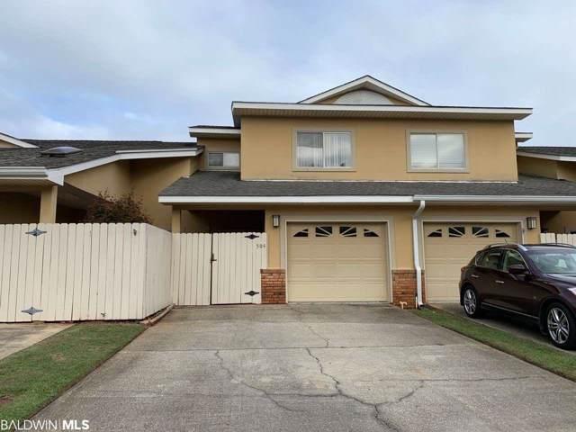 501 Cotton Creek Dr #504, Gulf Shores, AL 36542 (MLS #287451) :: Dodson Real Estate Group