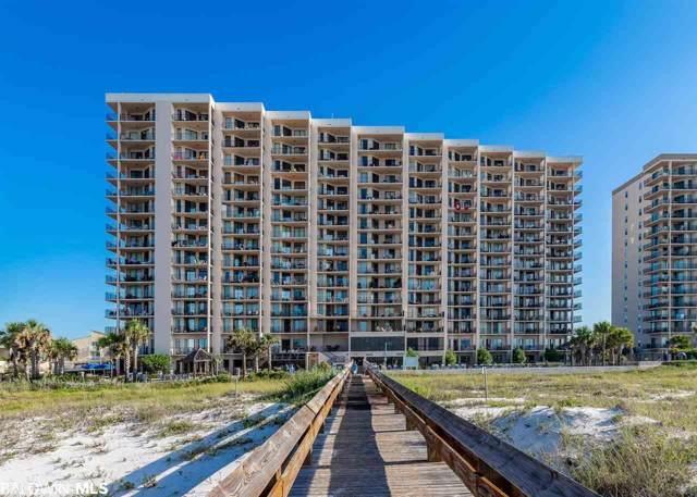 27100 Perdido Beach Blvd #703, Orange Beach, AL 36561 (MLS #288708) :: The Kathy Justice Team - Better Homes and Gardens Real Estate Main Street Properties