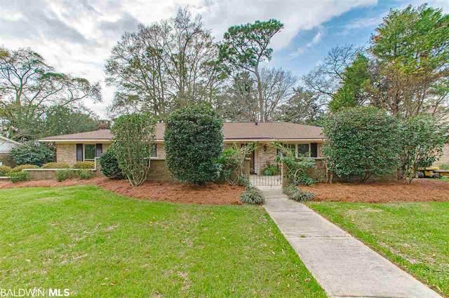 111 Spring Drive, Fairhope, AL 36532 (MLS #288712) :: Dodson Real Estate Group