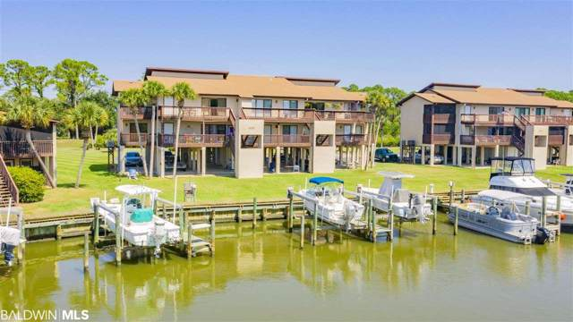 4150 Spinnaker Dr #206, Gulf Shores, AL 36542 (MLS #289048) :: Elite Real Estate Solutions