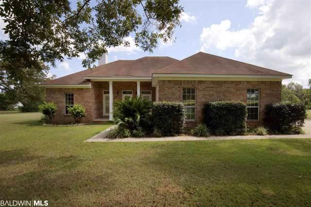 10989 Douglas Rd, Grand Bay, AL 36541 (MLS #289678) :: Elite Real Estate Solutions