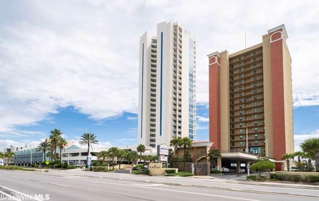 521 W Beach Blvd #1203, Gulf Shores, AL 36542 (MLS #290376) :: JWRE