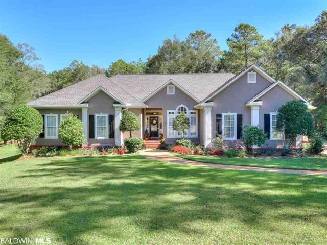 100 Pinetop Circle, Fairhope, AL 36532 (MLS #290404) :: Gulf Coast Experts Real Estate Team